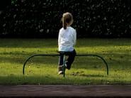 Garden bench ALLUNAGGIO - Zanotta