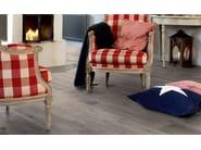 Laminate flooring with wood effect RECLAIMED GREY OAK - Pergo