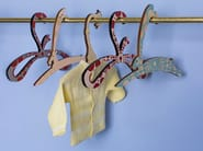 Wooden clothes hanger FLOCK - Nevoa