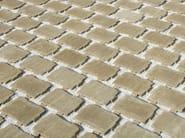 Concrete paving block DRAINANTICO - Gruppo Industriale Tegolaia