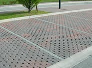 Concrete paving block DRAINBOX® - Gruppo Industriale Tegolaia