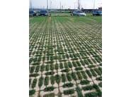 Concrete Grass mesh ERBORELLA® - Gruppo Industriale Tegolaia
