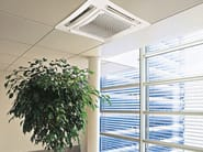 Built-in fan coil unit SKYSTAR - SABIANA