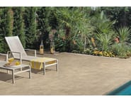 Porcelain stoneware outdoor floor tiles with stone effect STONETRACK - Ceramiche Supergres