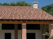 Cement roof tile COPPOGOLD® - Gruppo Industriale Tegolaia