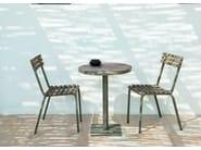 Stackable teak garden chair LAREN | Stackable chair - Ethimo