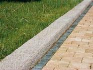 Lawn edging CORDONATE CORSO® - Gruppo Industriale Tegolaia