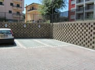 Element for perimeter enclosure GEA® - Gruppo Industriale Tegolaia