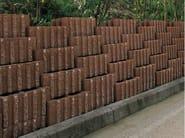 Element for perimeter enclosure BELMURO - Gruppo Industriale Tegolaia