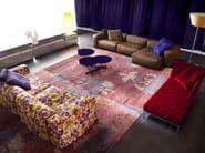 Low round coffee table HOT - ERBA ITALIA