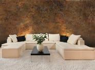 INTERIOR DECORATIVE FINISH WITH OXIDIZED EFFECT ROXIDAN - Colorificio San Marco