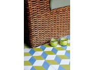 Cement wall tiles / flooring GEO_UN_04 - enticdesigns