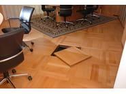 Modular system for raised flooring Modular system for raised flooring - NEWFLOOR