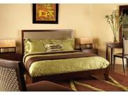 Upholstered wooden chair SANTAI | Chair - WARISAN