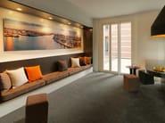 Solid-color carpeting VALORA - Vorwerk & Co. Teppichwerke