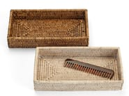 Rattan storage box BASKET TAB2 - DECOR WALTHER