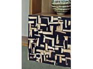 Wooden TV wall system PUSTAKA - WARISAN