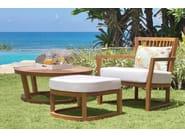 Round coffee table KOROGATED | Coffee table - WARISAN