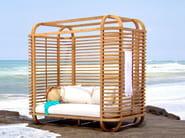 Igloo wooden garden bed LUN - KOON | Garden bed - WARISAN