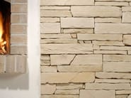 Wall tiles with stone effect SESTRIERE XL - Gruppo Industriale Tegolaia