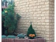 Wall tiles with stone effect ROCCIA CARRARA - Gruppo Industriale Tegolaia