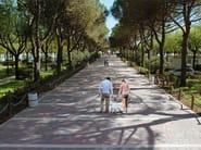 Photocatalytic concrete paving block BETONELLA® CM 6 - Gruppo Industriale Tegolaia