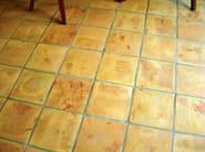Quarry flooring PAVIMENTAZIONI RUSTICHE - FORNACE FONTI