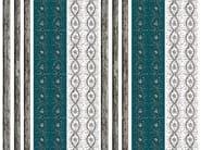 Motif striped wallpaper EPOQUE - Wall&decò