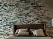 Motif wall effect wallpaper FRUSCÌO - Wall&decò