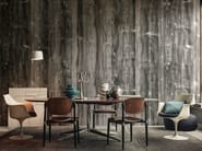 Wood effect wallpaper GRADIENT - Wall&decò