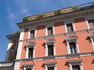 Outdoor wall tiles DECORSIL VENEZIA - OIKOS S.r.l. a socio unico