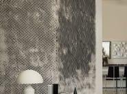 Geometric optical wallpaper VIBRANTE - Wall&decò