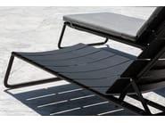 Recliner aluminium garden daybed CORAIL | Garden daybed - OASIQ