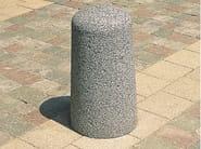 Cylindrical concrete bollard TORRE - Gruppo Industriale Tegolaia