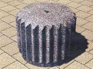 Concrete bollard PIGNONE - Gruppo Industriale Tegolaia