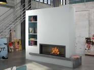Wood-burning built-in fireplace LIMOISE - CHEMINEES SEGUIN DUTERIEZ