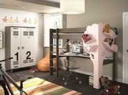 Open kids bookcase JULES - Mathy by Bols