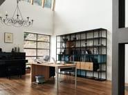 Open modular bookcase NOW! VISION | Bookcase - Hülsta-Werke Hüls