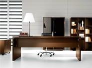 Open freestanding office shelving PRATIKO | Office shelving - IFT