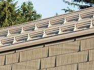 Metal sheet and panel for roof FX.12 in alluminio - PREFA ITALIA