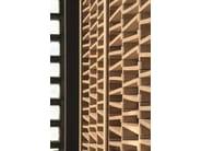 Terracotta room divider TIERRAS ARTISANAL BIS-COTTO - MUTINA