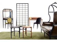 Wooden dressing table LAVAL VANITY DESK - STELLAR WORKS