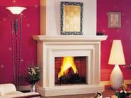 Wood-burning fireplace RIVOLI - CHEMINEES SEGUIN DUTERIEZ