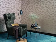 Wallpaper with floral pattern TREE - Zimmer + Rohde