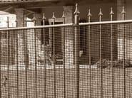 Recycled plastic Fence ECOQUADRA - TENAX
