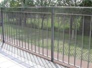 Plastic Fence QUADRA 10 - TENAX