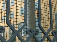 Plastic Fence QUADRA 20 - TENAX