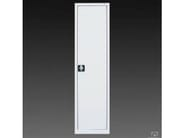 Office storage unit with hinged doors with lock ZTP4550200 | Office storage unit - Castellani.it