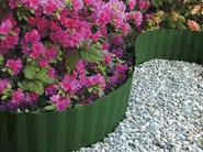 Plastic flexible lawn edging ONDADECÒ - TENAX