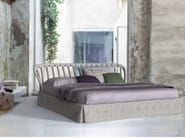 Fabric double bed OPEN AIR - Twils